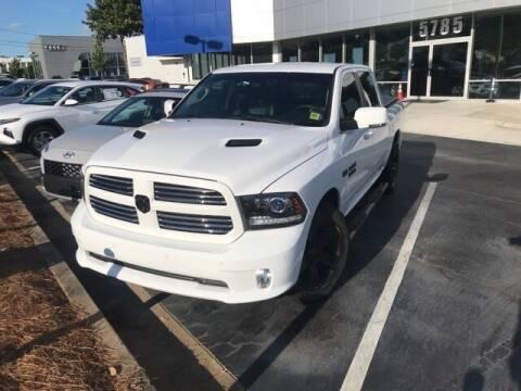 2016 RAM Ram Pickup 1500 for sale at Southern Auto Solutions-Jim Ellis Hyundai in Marietta GA