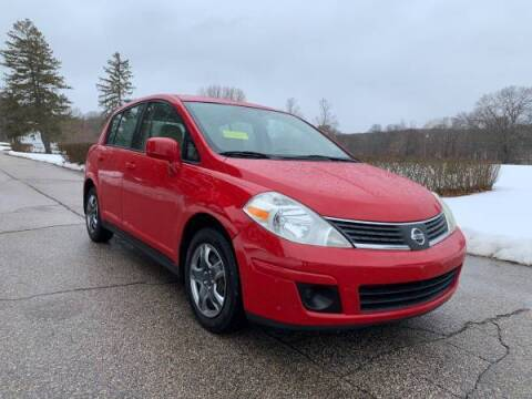 2007 Nissan Versa for sale at 100% Auto Wholesalers in Attleboro MA