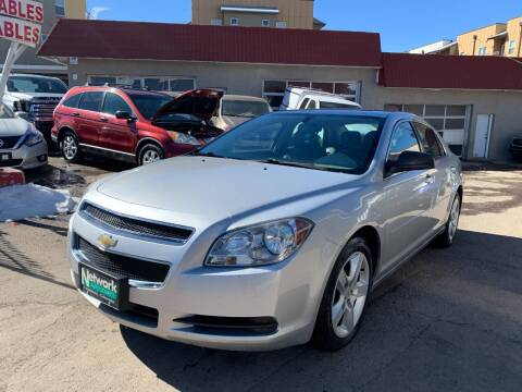 2011 Chevrolet Malibu for sale at STS Automotive in Denver CO
