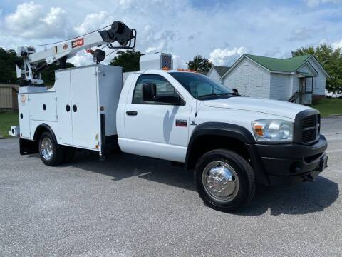 2010 Dodge Ram Chassis 5500 for sale at Heavy Metal Automotive LLC in Anniston AL