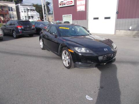 2005 Mazda RX-8 for sale at Mig Auto Sales Inc in Albany NY