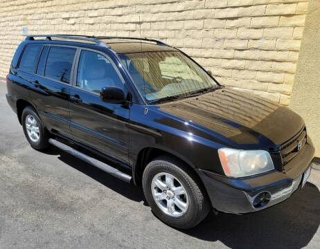 2003 Toyota Highlander for sale at Cars To Go in Sacramento CA