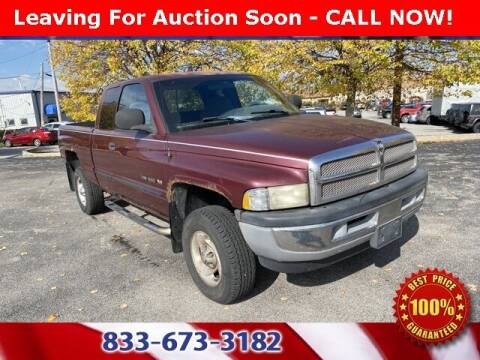 2000 Dodge Ram Pickup 1500 for sale at Glenbrook Dodge Chrysler Jeep Ram and Fiat in Fort Wayne IN