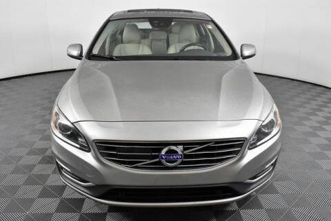 2016 Volvo S60 for sale at CU Carfinders in Norcross GA
