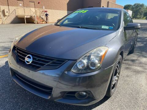 2012 Nissan Altima for sale at Premium Auto Outlet Inc in Sewell NJ