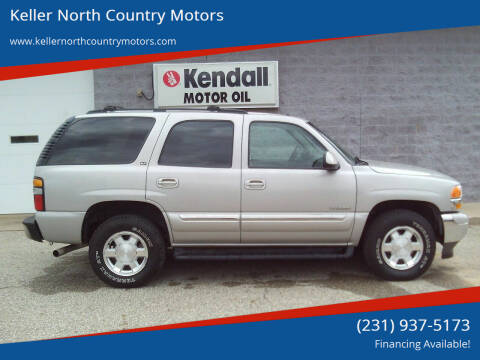 2006 GMC Yukon for sale at Keller North Country Motors in Howard City MI