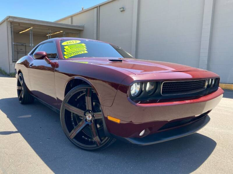 2012 Dodge Challenger for sale in Woodburn, OR