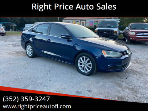 2014 Volkswagen Jetta for sale at Right Price Auto Sales in Waldo FL
