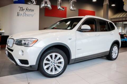 2017 BMW X3 for sale at Quality Auto Center in Springfield NJ