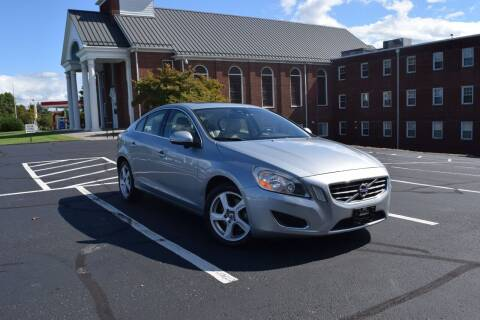 2013 Volvo S60 for sale at U S AUTO NETWORK in Knoxville TN