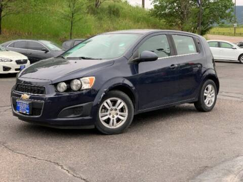 2016 Chevrolet Sonic for sale at Lakeside Auto Brokers Inc. in Colorado Springs CO