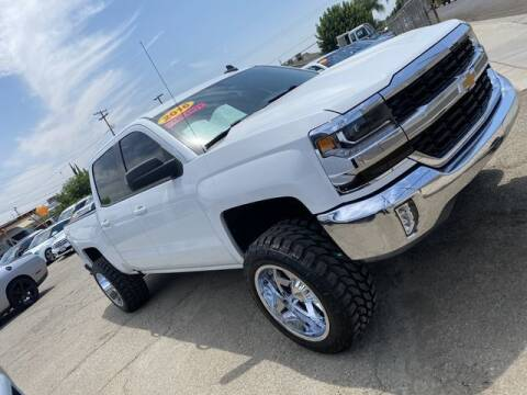 2016 Chevrolet Silverado 1500 for sale at New Start Motors in Bakersfield CA