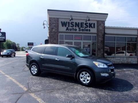 2011 Chevrolet Traverse for sale at Wisneski Auto Sales, Inc. in Green Bay WI