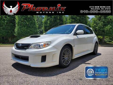2014 Subaru Impreza for sale at Phoenix Motors Inc in Raleigh NC
