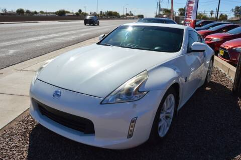 2014 Nissan 370Z for sale at A AND A AUTO SALES in Gadsden AZ