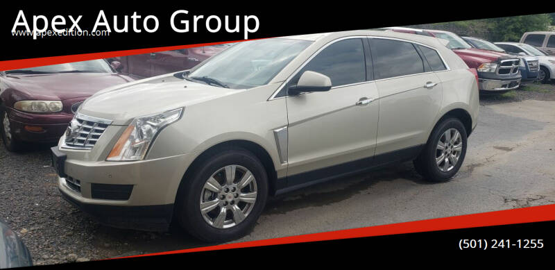 2016 Cadillac SRX for sale at Apex Auto Group in Cabot AR