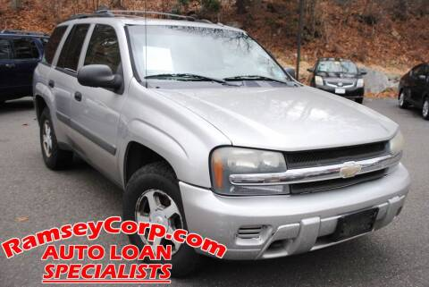 2005 Chevrolet TrailBlazer for sale at Ramsey Corp. in West Milford NJ