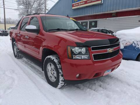 2010 Chevrolet Avalanche for sale at Peter Kay Auto Sales in Alden NY