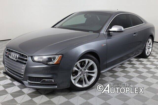 2016 Audi S5 for sale in Lewisville, TX