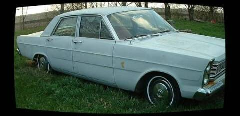 1965 Ford Galaxie for sale at Haggle Me Classics in Hobart IN