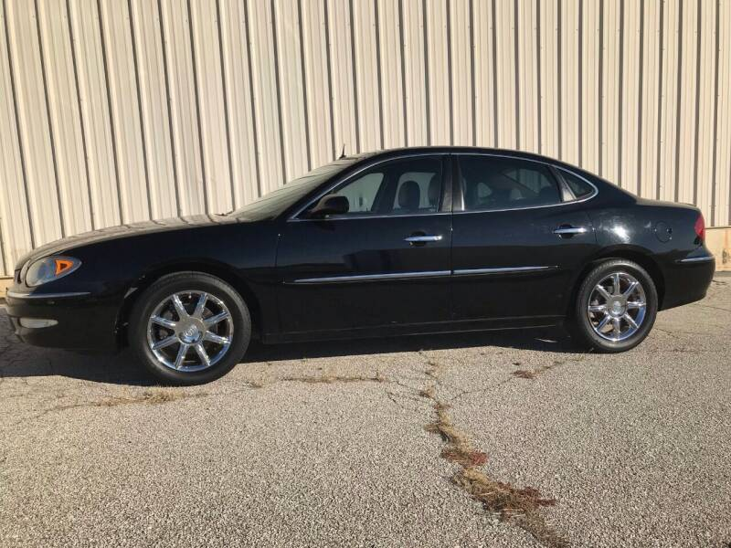 2005 Buick LaCrosse for sale at Rick's Auto Clinic Inc. in Raytown MO