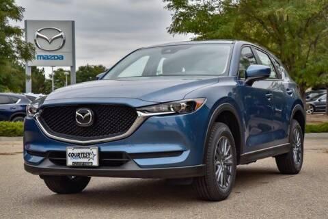 2020 Mazda CX-5 for sale at COURTESY MAZDA in Longmont CO
