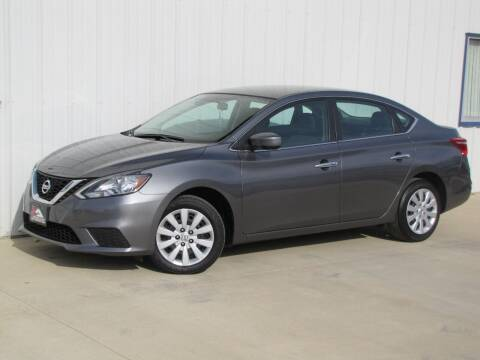 2017 Nissan Sentra for sale at Lyman Auto in Griswold IA