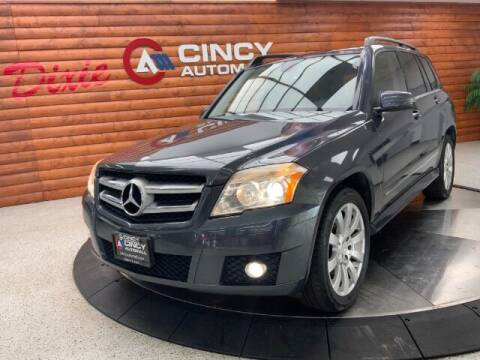 2010 Mercedes-Benz GLK for sale at Dixie Motors in Fairfield OH