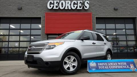 2013 Ford Explorer for sale at George's Used Cars - Pennsylvania & Allen in Brownstown MI
