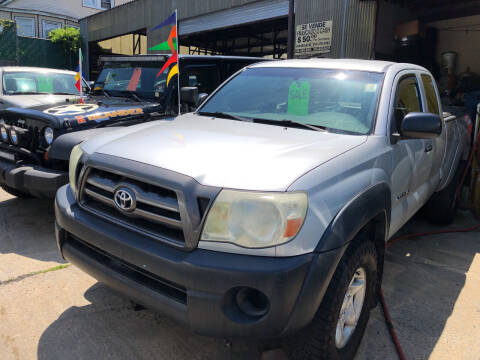 2005 Toyota Tacoma for sale at Deleon Mich Auto Sales in Yonkers NY