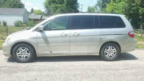 2006 Honda Odyssey for sale at REM Motors in Columbus OH