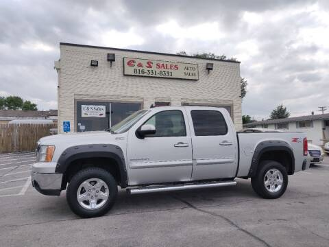 2011 GMC Sierra 1500 for sale at C & S SALES in Belton MO