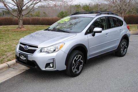 2016 Subaru Crosstrek for sale at Byrds Auto Sales in Marion NC