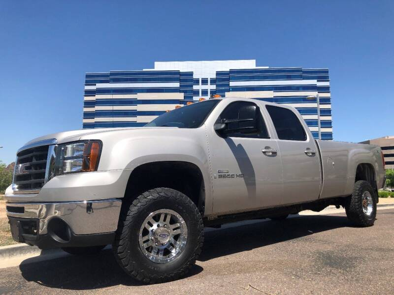 2007 GMC Sierra 3500HD for sale at Day & Night Truck Sales in Tempe AZ