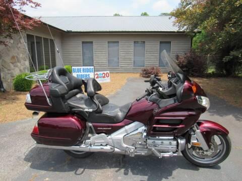 2007 Honda Goldwing for sale at Blue Ridge Riders in Granite Falls NC