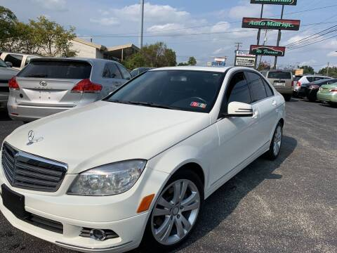 2010 Mercedes-Benz C-Class for sale at Boardman Auto Mall in Boardman OH