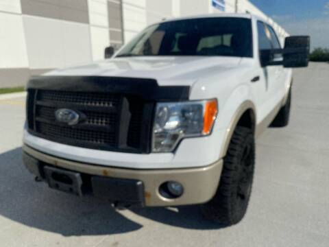 2009 Ford F-150 for sale at Quality Auto Sales And Service Inc in Westchester IL