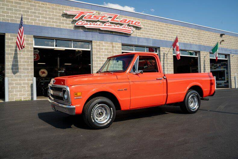 1969 Chevrolet C/K 10 Series for sale in St. Charles, MO