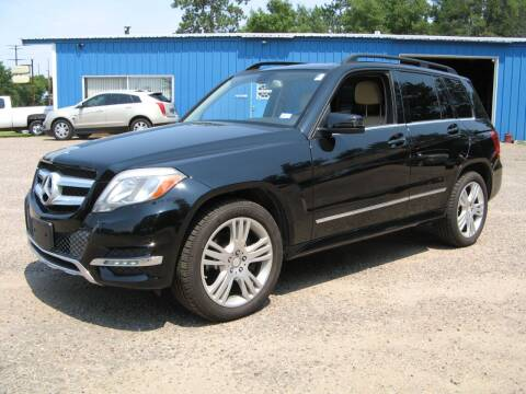 2014 Mercedes-Benz GLK for sale at Champines House Of Wheels in Kronenwetter WI