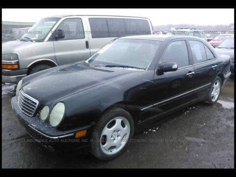 2000 Mercedes-Benz E-Class for sale at A-1 Auto in Crestline OH