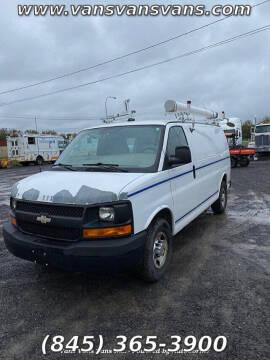 2011 Chevrolet Express Cargo for sale at Vans Vans Vans INC in Blauvelt NY