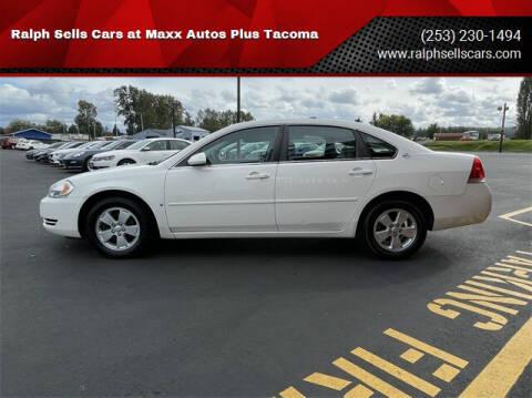 2008 Chevrolet Impala for sale at Ralph Sells Cars at Maxx Autos Plus Tacoma in Tacoma WA
