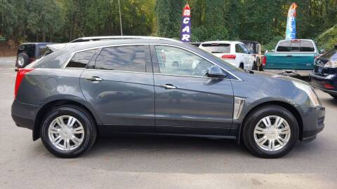2013 Cadillac SRX for sale at Buddy's Auto Inc in Pendleton SC