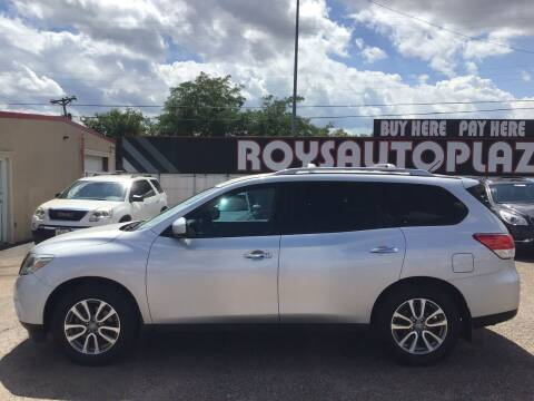2015 Nissan Pathfinder for sale at Roy's Auto Plaza 2 in Amarillo TX