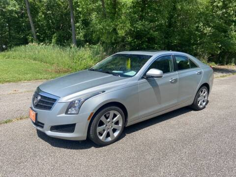 2014 Cadillac ATS for sale at TKP Auto Sales in Eastlake OH