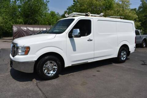2012 Nissan NV Cargo for sale at Absolute Auto Sales, Inc in Brockton MA