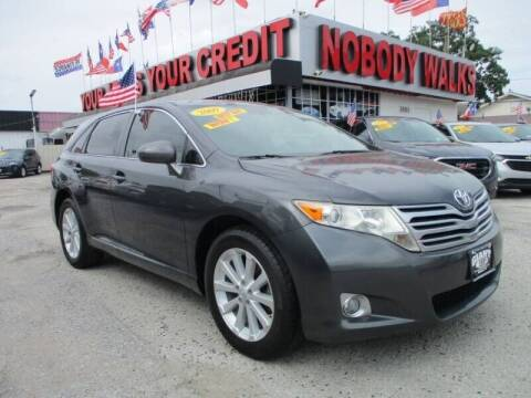 2009 Toyota Venza for sale at Giant Auto Mart 2 in Houston TX