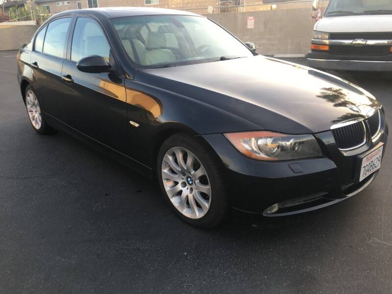 2007 BMW 3 Series for sale at American Wholesalers in Huntington Beach CA