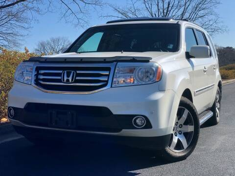 2012 Honda Pilot for sale at William D Auto Sales in Norcross GA