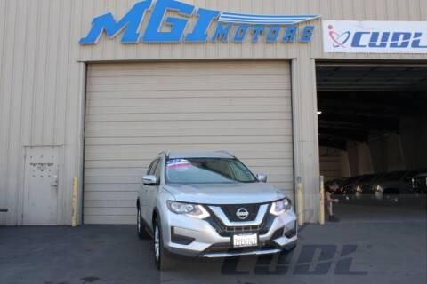 2017 Nissan Rogue for sale at MGI Motors in Sacramento CA